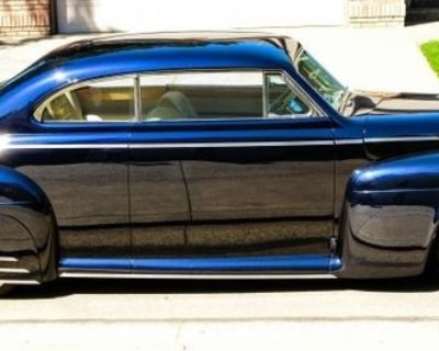 1941 Ford Coupe Radial Custom