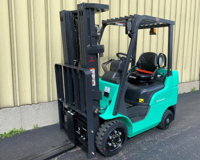 2021 Mitsubishi Forklift FGC25N