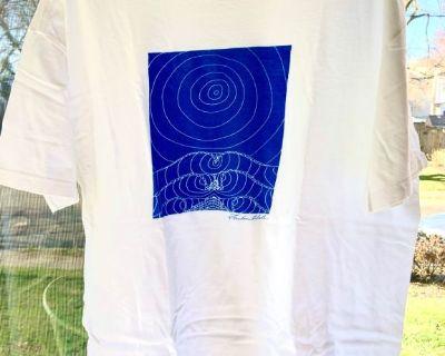 NEW Artisan Design White XL T-Shirt