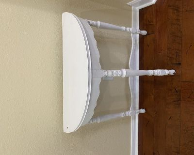 Shabby Chic Wall Table