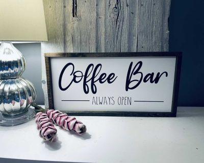Coffee Bar - Always Open