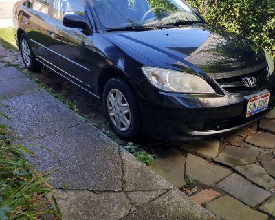 Ohio - Selling 2005 Honda Civic VP (DX) Auto