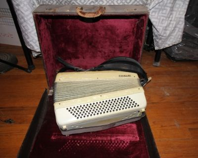 Vintage Francini Accordion