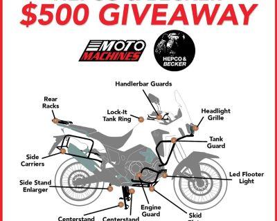 HEPCO & BECKER GIVEAWAY