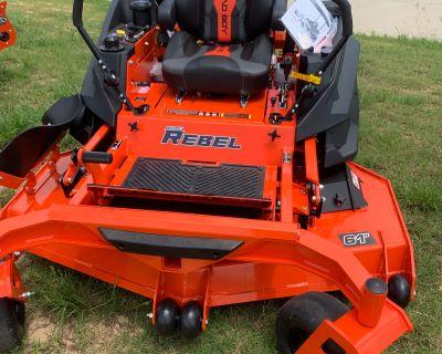 2021 Bad Boy Mowers Rebel 61 in. Kawasaki FX 27 hp Commercial Zero Turns Tyler, TX
