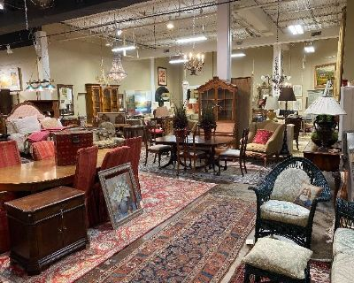 60% off Final Day- Buckhead Multi Estate Sale- Furnishings, Antiques, Jewelry, Rugs & More!!!
