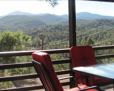 Spectacular View! Only 5 feet from Lincoln National Forest! - Ruidoso