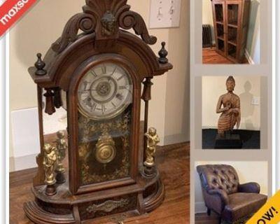 Washington Downsizing Online Auction - New Hampshire Avenue NW