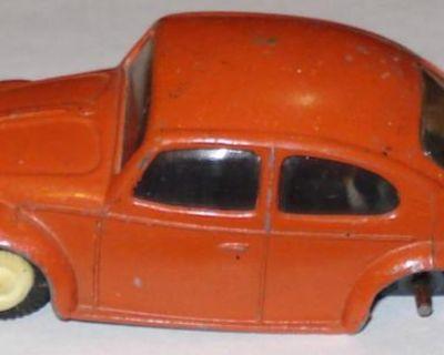 Vintage Gama Mini-Mod Bug Beetle Sedan