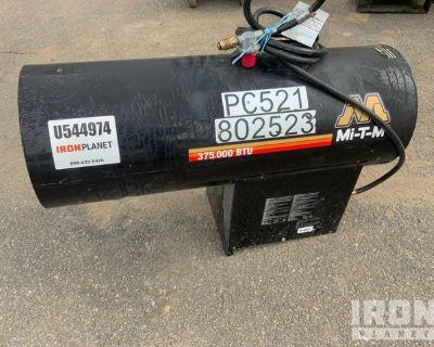 Mi-T-M MH-0375-LM10 Space Heater