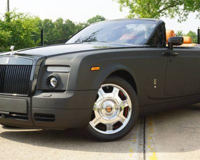 2008 Rolls-Royce Phantom Drophead Coupe Drophead