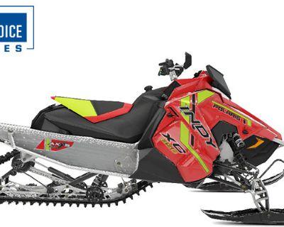2021 Polaris 850 Indy XC 137 Factory Choice Snowmobile -Trail Greenland, MI