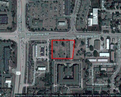 Land For Sale 830 & 890 W. Baseline Road, Lafayette