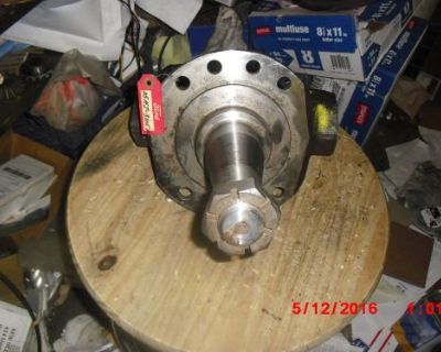 Nos Ford Big Truck F,l & C Series Driver's Side Wheel Spindle-d5hz-3106-a