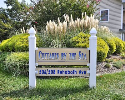 Nicely furnished town home in town Rehoboth Beach! - Rehoboth Beach