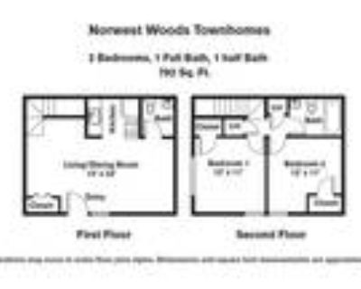 Norwest Woods Apartment - 2 Bedroom - Townhome
