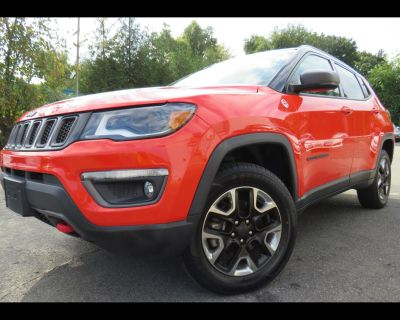 Used 2018 Jeep Compass Trailhawk 4WD