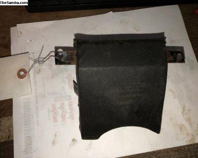 VW Super 73-79 Steering Wheel Cover Pad
