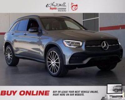 2020 Mercedes-Benz GLC 300 Base 4MATIC
