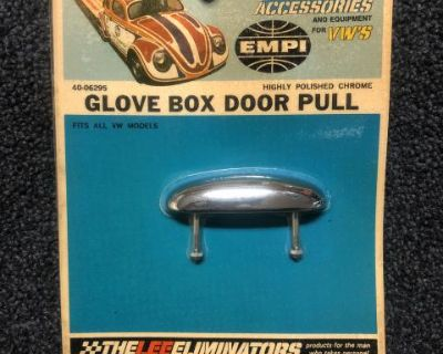 [WTB] Looking for an original Empi glove box pull
