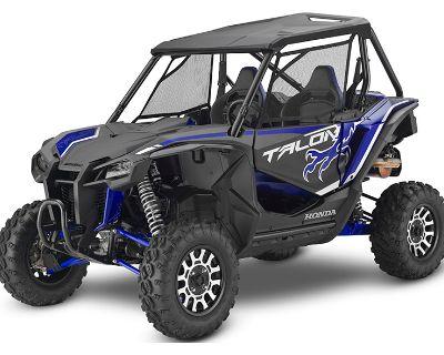 2019 Honda Talon 1000X Utility Sport Amarillo, TX