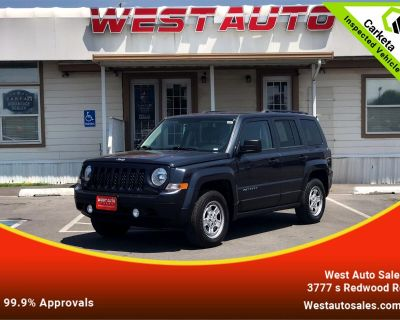 2015 Jeep Patriot 4WD 4dr Sport