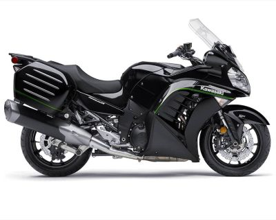 2021 Kawasaki Concours 14 ABS Supersport Touring Clearwater, FL