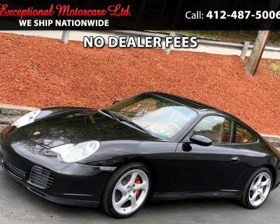 Used 2004 Porsche 911 Carrera 4S Coupe