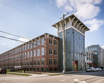 Historic Office/Retail Space at Bradford Mill Lofts :: For Lease