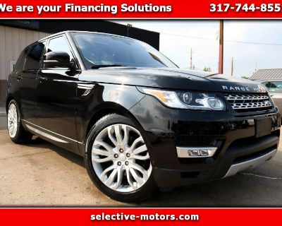 Used 2016 Land Rover Range Rover Sport HSE W BROWN INTERIOR