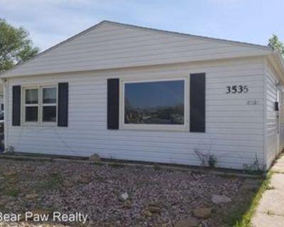 3535 Pierce Ave, Cheyenne, WY 82001 3 Bedroom House