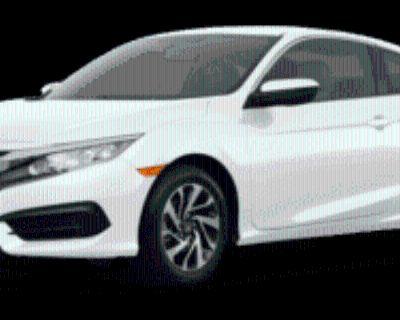 2018 Honda Civic LX Coupe CVT