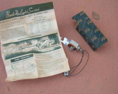 1940 41 42 46 47 48 49 Ford Chevrolet Dodge Plymouth Reverse Light Kit New