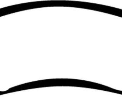 Ebc Brakes Dp31100c Ebc Redstuff Ceramic Low Dust Brake Pads