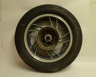 Yamaha Xv750 Xv 750 Virago Rear Wheel Tire