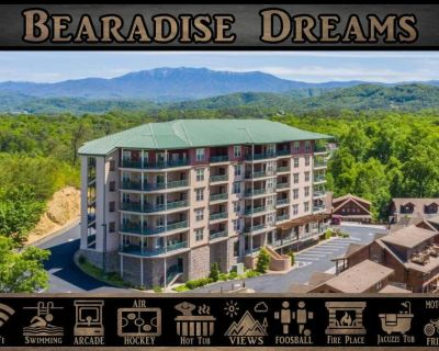 Noelle's Nest - Great Views / Pool Access (indoor & outdoor) / Game Room / Gym - Pigeon Forge