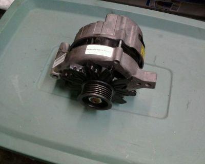 87-93 Ford Mustang Engine Alternator Assembly Clean Tested Good Reman 302 V8 5.0