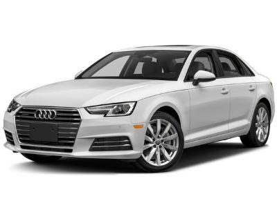 Pre-Owned 2017 Audi A4 Season of Audi ultra Premium FWD 4dr Car