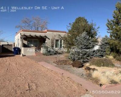 411 Wellesley Dr Se #A, Albuquerque, NM 87106 4 Bedroom Condo