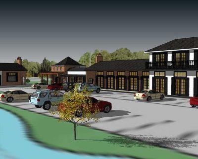 Retail-Office-Medical Development in Benton