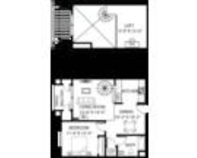 Pasadena Gateway Villas Apartment Homes - 1 Bedroom, 1 Bath + Loft