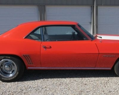 1969 Chevy Camaro Rally Sport - Sells at Auction Oct 2