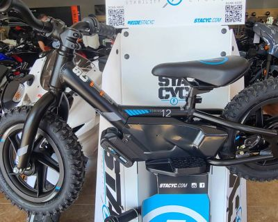 2021 Stacyc 12EDrive Electric Bike Play Bikes Mineola, NY
