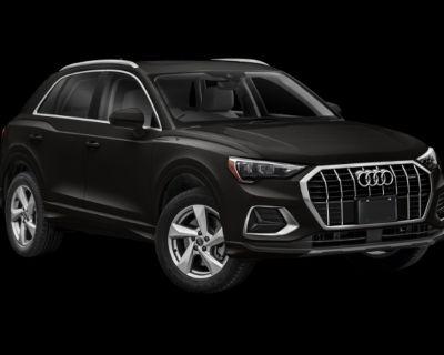 New 2021 Audi Q3 Premium S line quattro 4D Sport Utility