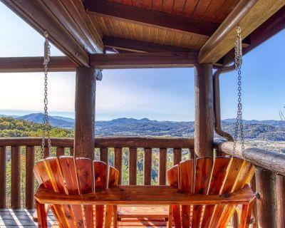 (New Listing) Breathtaking Views, Hot Tub Game Room!!! - Pigeon Forge