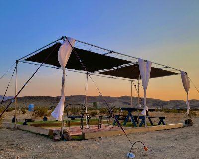 Camp at Michael Way-moroccan Oasis - San Bernardino County