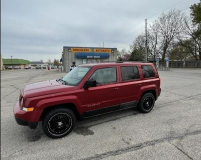 2011 Jeep Patriot for sale