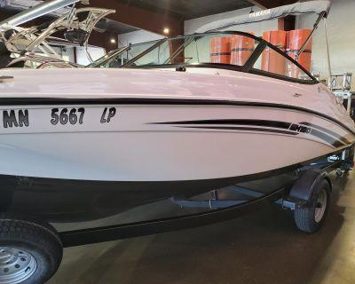 2017 Yamaha Boats SX 190