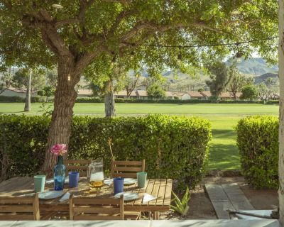 Quiet, Comfortable, Desert Getaway in Golf Course 2-bed-2-bath Newly Remodeled - Palm Springs