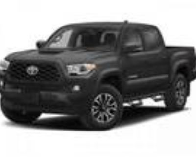 2021 Toyota Tacoma Gray, new